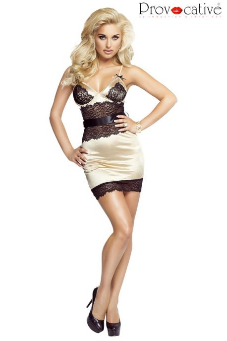 Golden Woman Chemise