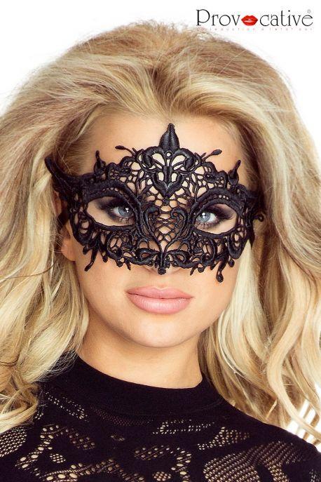 Mask Black/Noir PR0041